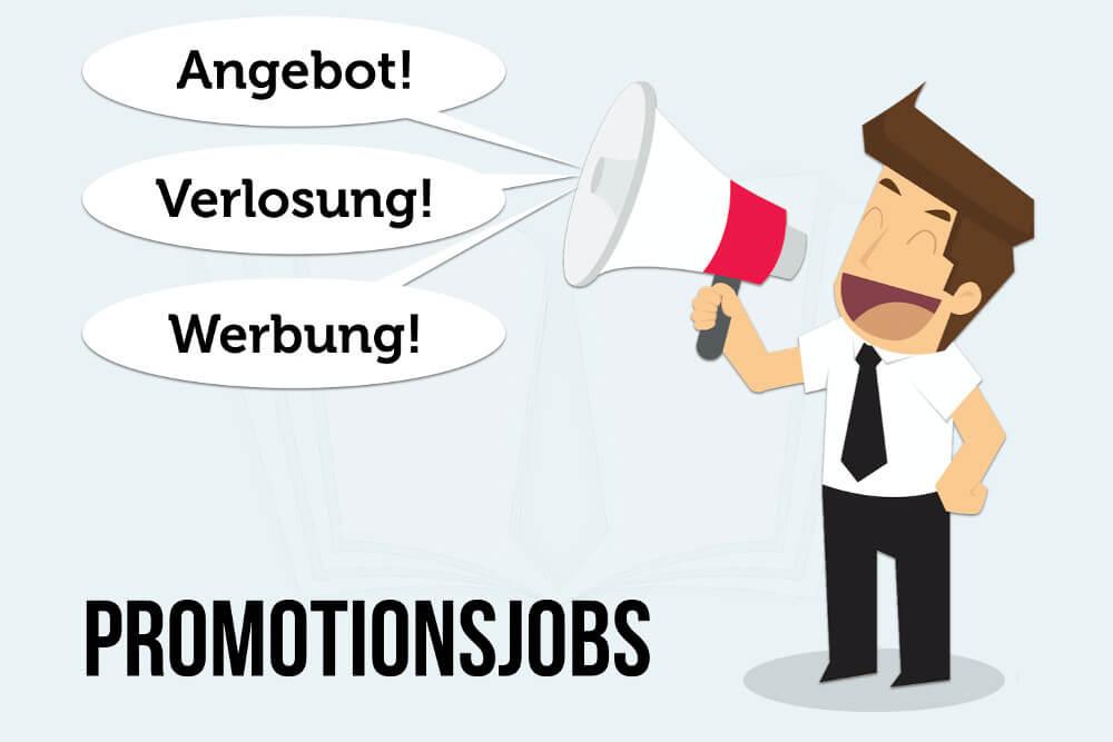 Promotionsjobs promojobs promotion Fussgaengerzone |